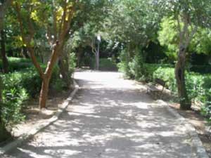 Stadtpark Rethimnon